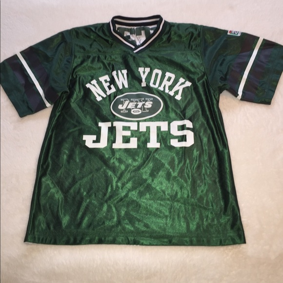 the latest 9465a 4f33d NWOT kids Jets jersey